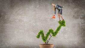 Проинвестируйте для того чтобы увеличить ваши доходы Мультимедиа Мультимедиа стоковое фото rf