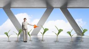 Проинвестируйте для того чтобы увеличить ваши доходы стоковые фотографии rf