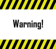 Проиллюстрированная опасность значка иллюстрация штока
