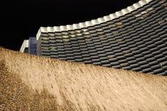 Прокладка Лас-Вегас, структура, архитектура, линия, крыша Стоковые Изображения