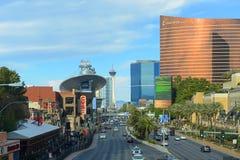 Прокладка Лас-Вегас, Лас-Вегас, NV, США Стоковые Фотографии RF