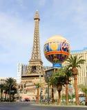 прокладка съемки paris солнечная Стоковая Фотография