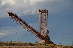 прокладка шахты estenditore Стоковое Изображение