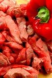 прокладки говядины Стоковое Изображение RF