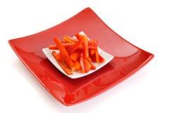 прокладки красного цвета перца Стоковые Изображения