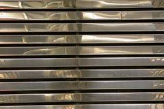 прокладки крома Стоковое Фото