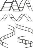 Прокладки фильма Стоковые Фотографии RF