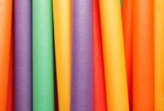 прокладки polyfoam цвета Стоковое Фото