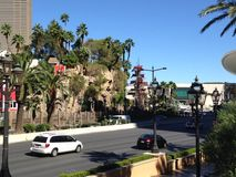 Прокладка Лас-Вегас Стоковые Фото