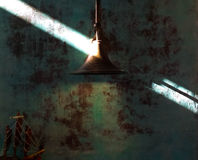 прокладка солнца стоковое фото rf