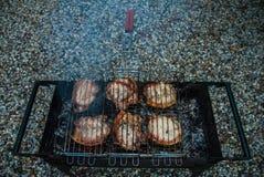 прокладка стейков стейка нервюры loin решетки delmonico Стоковые Изображения RF
