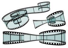 Прокладка фильма Classis - 3:2 формата - вектор Стоковое Изображение