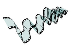 Прокладка фильма Classis - 3:2 формата - вектор Стоковые Изображения