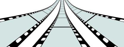 Прокладка фильма Classis - 3:2 формата - вектор Стоковое Фото