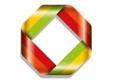 Прокладка цвета Стоковые Фотографии RF