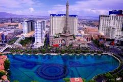 Прокладка Vegas Стоковая Фотография RF