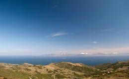 пролив Гибралтара Испании Стоковые Фотографии RF
