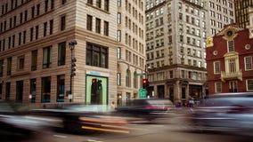 Промежуток времени Бостона, МАМ, США акции видеоматериалы