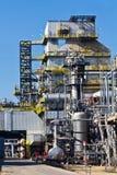 промышленная башня места Стоковая Фотография RF