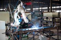 промышленная мастерская Стоковое Фото