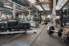 Промышленная мастерская Стоковое Изображение RF