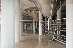 промышленная нутряная мастерская завода Стоковые Изображения RF