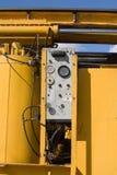 промышленное машинное оборудование Стоковые Фотографии RF