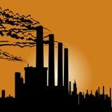Промышленное building-1 Стоковые Фото