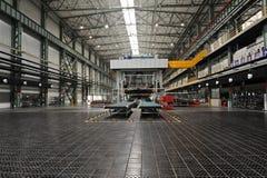 промышленные заводы стоковые фото