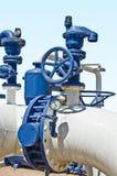 промышленные трубы Стоковое Изображение RF