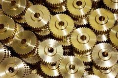 промышленные части Стоковое фото RF