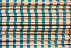 промышленный бумажный стог Стоковое Изображение