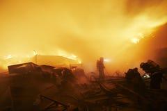 промышленный дворец Стоковая Фотография RF