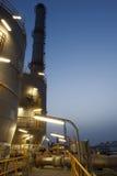 промышленный завод Стоковое Фото