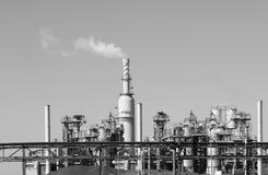 промышленный завод Стоковые Фотографии RF
