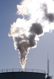 промышленный завод Стоковое Изображение RF
