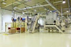 Промышленный космос стоковые изображения
