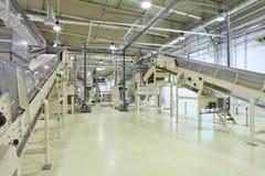 Промышленный космос стоковое фото rf