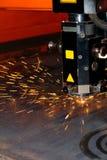промышленный лазер стоковое изображение rf