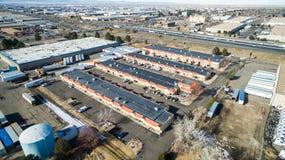 Промышленный парк стоковые фото