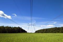 промышленный путь Стоковая Фотография RF