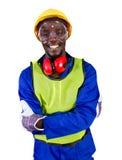 промышленный работник Стоковая Фотография RF