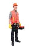 Промышленный работник Стоковое Изображение
