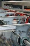 Промышленная автоматизация стоковая фотография rf