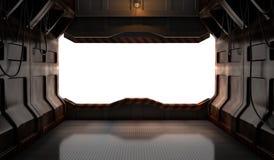 промышленная комната Стоковые Изображения RF
