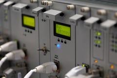 Промышленная компьютерная система Стоковые Изображения RF