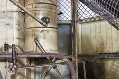 промышленная мастерская Стоковая Фотография