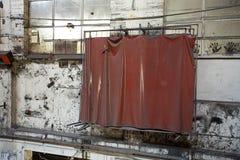 промышленная мастерская Стоковое фото RF