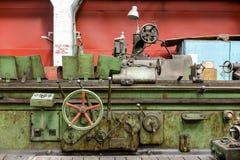 Промышленная машина в фабрике Стоковые Изображения