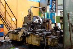Промышленная машина в фабрике Стоковые Фото